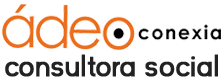 Ádeo Conexia | Consultoría Social | Trabajamos por el tercer sector Logo